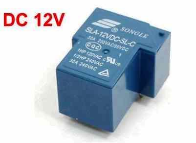 SLA-12VDC-SL-C   Relay 30A T90