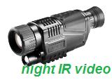 5X40 Digital Infrared Night-Vision