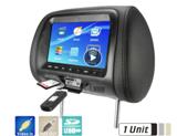 7 дюймов Автомобильный экран с креплением на подголовник монитор заднего сиденья